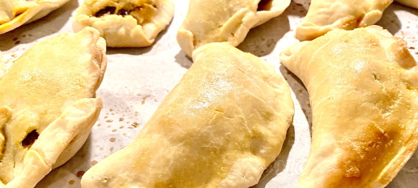 Gluten-free empanadas