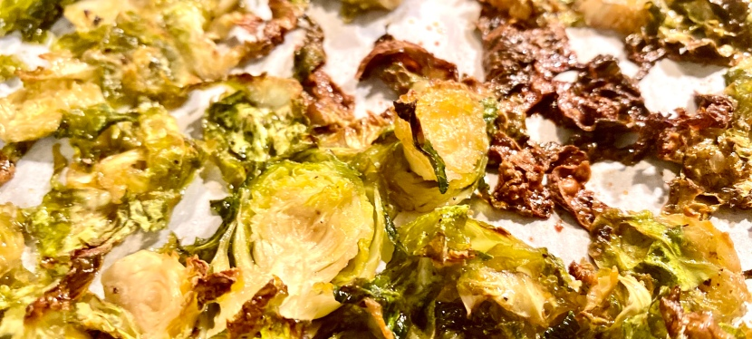 Brussels Sprouts With Sweet RoastedGlaze