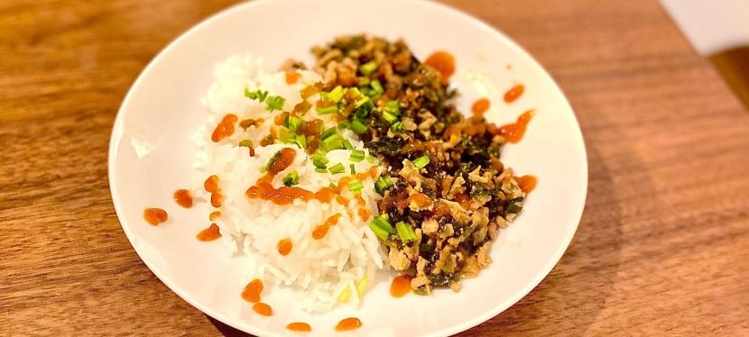Asian-inspired chicken for an easy, healthydinner