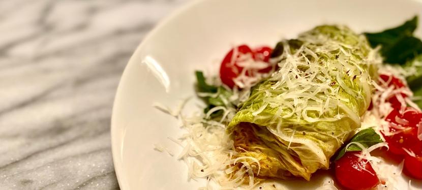 Cabbage rolls with Italiansausage