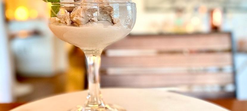 Coconut Milk Banana IceCream